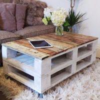 Best 25+ Pallet Table Top ideas on Pinterest | Pallet ...