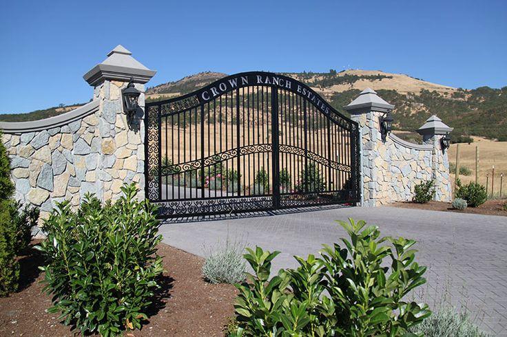 Best 25 Iron gates for sale ideas on Pinterest  Farm gates for sale Iron gate design and Iron