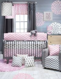 25+ best ideas about Grey Chevron Nursery on Pinterest