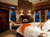 17 Best images about Bedroom With Fireplace on Pinterest ...