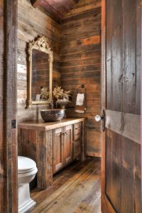 532 best images about Rustic bathrooms on Pinterest | Log ...