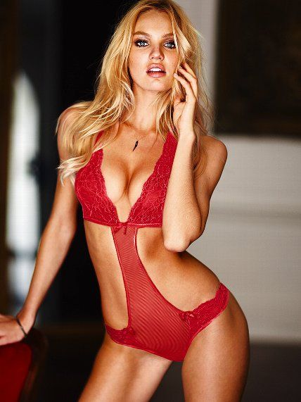 Very Sexy Cut Out Halter Teddy Lingerie Love Pinterest