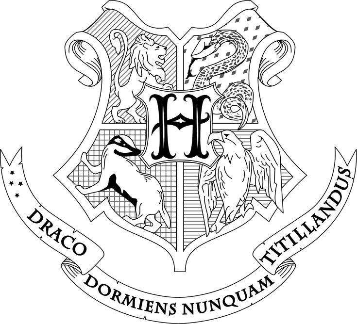 The 25 Best Hogwarts Crest Ideas
