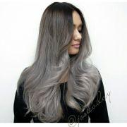 amazing grey silver hair josie