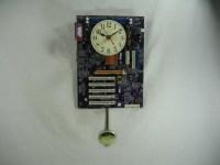 Handmade Upcycled Wall Clock Clocks Office Home Decor ...