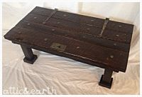 Barn Door Coffee Table | Door coffee tables, Doors and ...