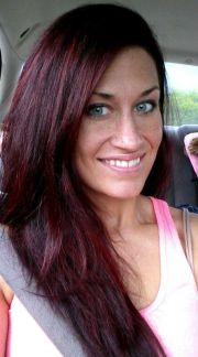black cherry hair color beauty