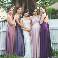 17 Best ideas about Maternity Bridesmaid Dresses on