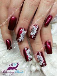 25+ best ideas about Elegant nail art on Pinterest ...