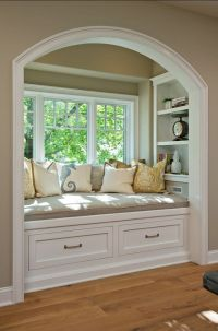 114 best images about Window-Seat & Built-Ins on Pinterest ...