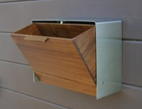 Wall Mounted Wooden Mailbox Plans - WoodWorking Projects ...