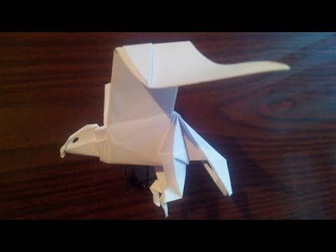 origami eagle instructions diagram 1990 winnebago chieftain wiring diagrams 17 best ideas about on pinterest | paper folding, simple tutorial ...