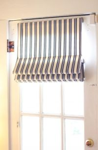 25+ best ideas about French door coverings on Pinterest ...