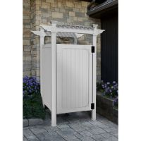 Top 25+ best Outdoor Shower Enclosure ideas on Pinterest