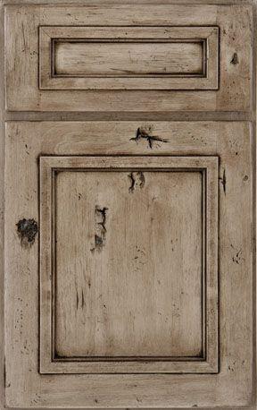distressed grey kitchen cabinets  Google Search  Dream