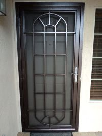 25+ best ideas about Security Door on Pinterest | Front ...