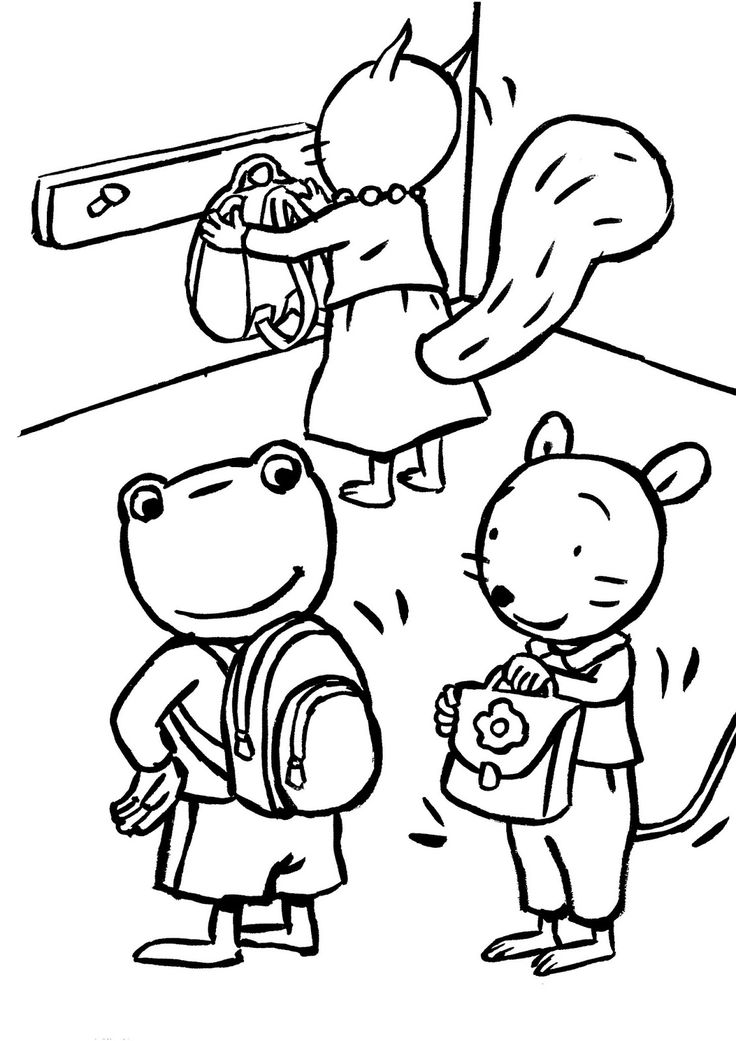 1000+ images about Coloring pages for kids years 3-6 on