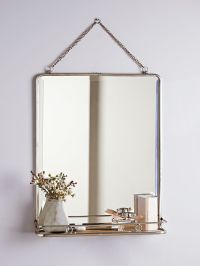 The 25+ best Mirror with shelf ideas on Pinterest