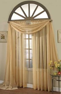 1000+ ideas about Arched Window Treatments on Pinterest ...