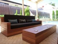 1000+ ideas about Homemade Outdoor Furniture on Pinterest ...