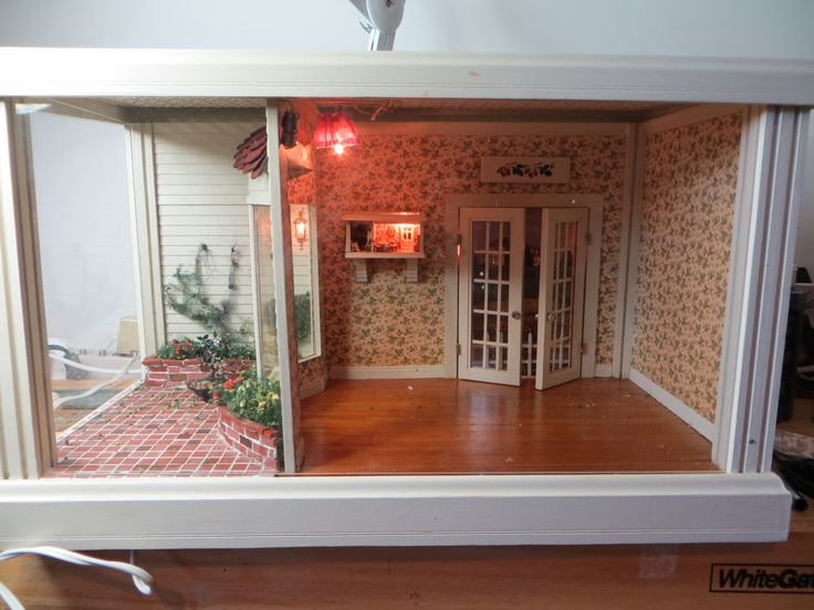 Images Of Cute Dolls Wallpaper Details About Dollhouse Miniature Artisan Sitting Room And