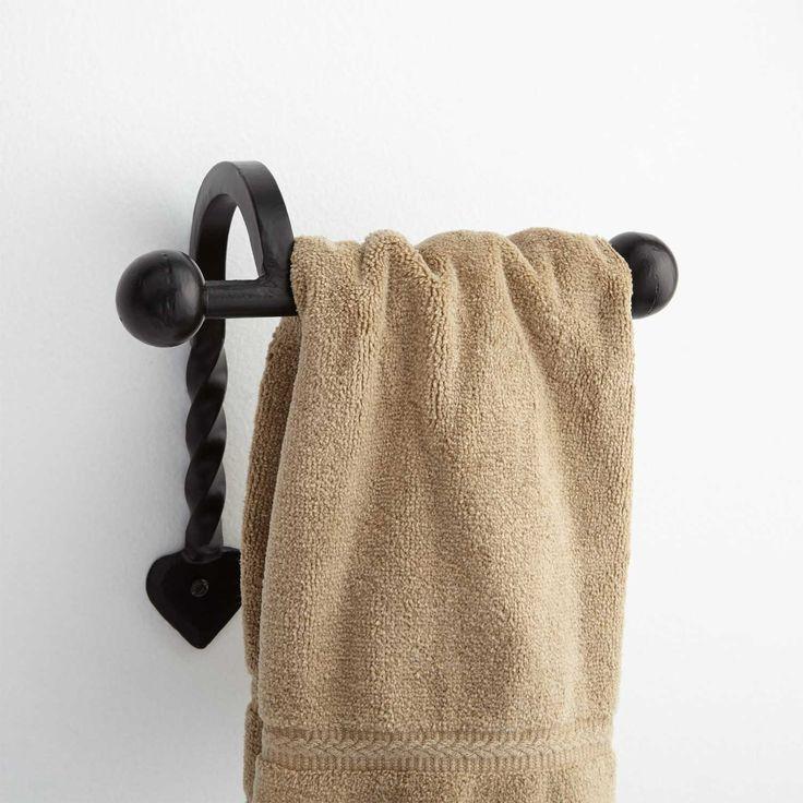 Hand Towel Holder For Bathroom