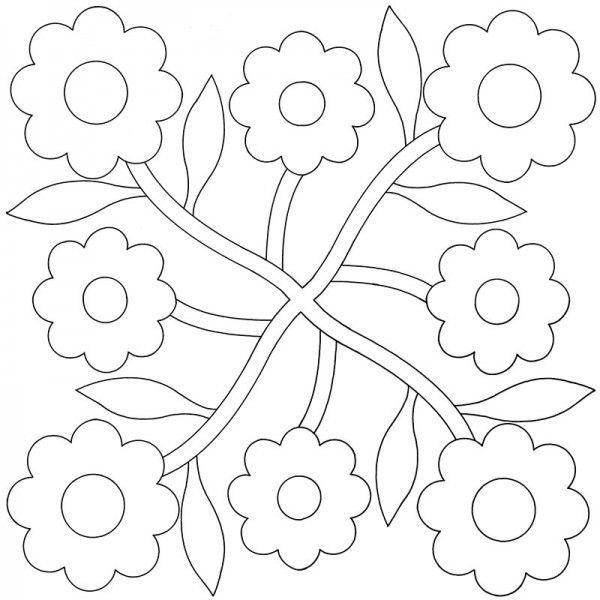 25+ Best Ideas about Applique Quilt Patterns on Pinterest
