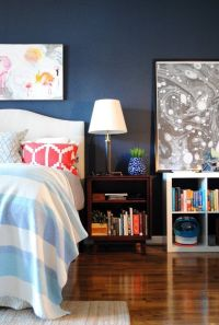 20 Bold & Beautiful Blue Wall Paint Colors | House tours ...