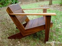 Adirondack Chair Dimensions - WoodWorking Projects & Plans