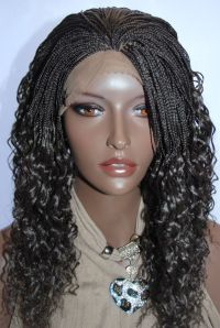 35 best images about Braided Wigs - Lace Front Wigs on ...