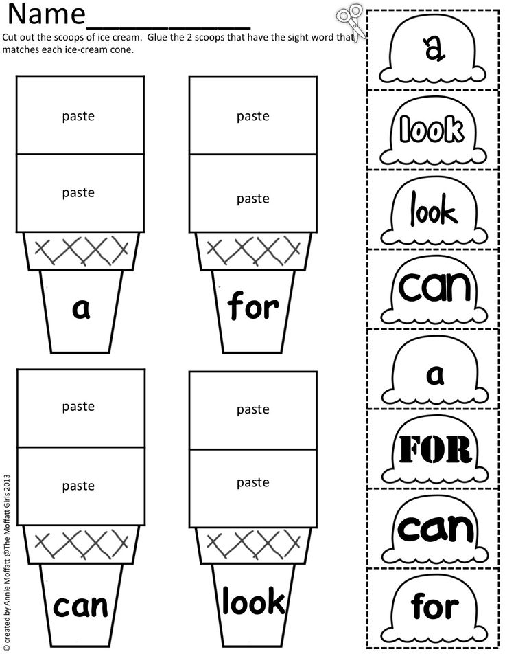 35 best images about Literacy...Sight Words on Pinterest