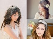 ideas birdcage veils