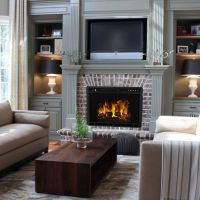 25+ best ideas about Wall mount electric fireplace on ...
