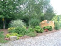 17 Best ideas about Driveway Entrance Landscaping on ...