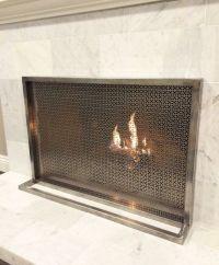 1000+ ideas about Modern Fireplace Screen on Pinterest ...