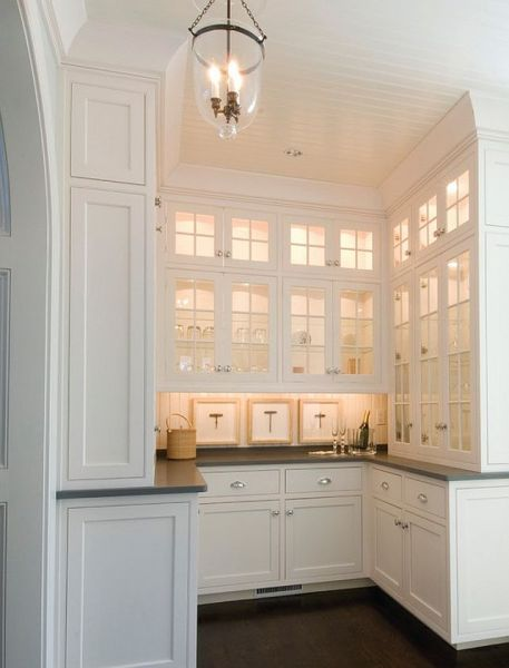 butlers pantry kitchen cabinets 17 Best images about Kitchens Pantry, Butler's Pantry