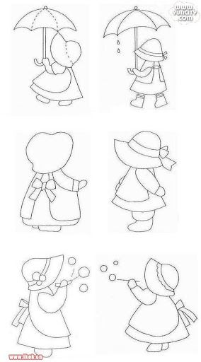 17 Best images about SUNBONNET on Pinterest