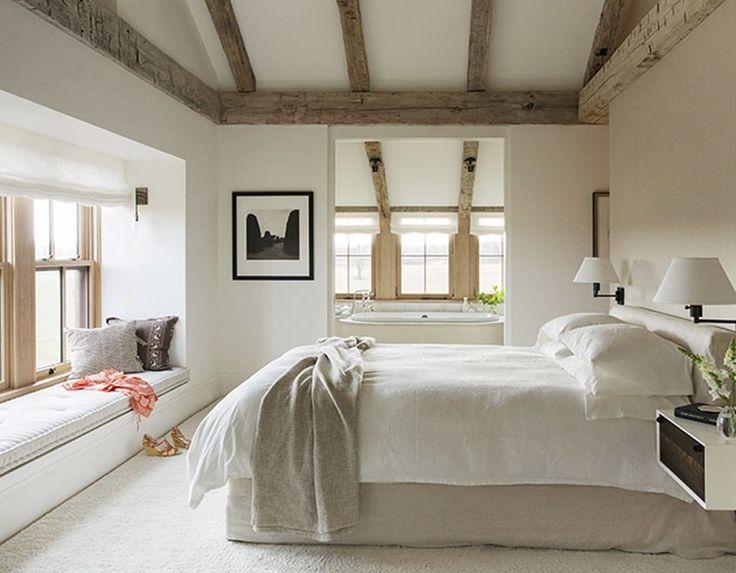 17 Best Ideas About Farmhouse Master Bedroom On Pinterest