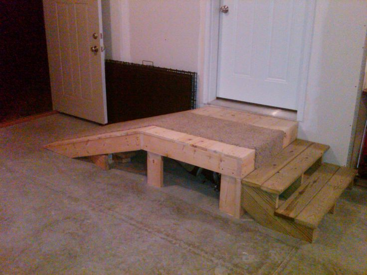 Wheel Chair Ramp Plans Beautiful Wheelchair Ramp With Red