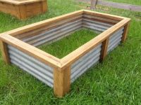 Raised Vegetable Planter Boxes - WoodWorking Projects & Plans