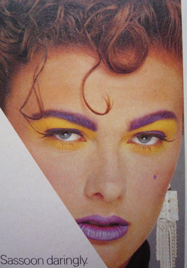 1980s Hair And Makeup History Mugeek Vidalondon