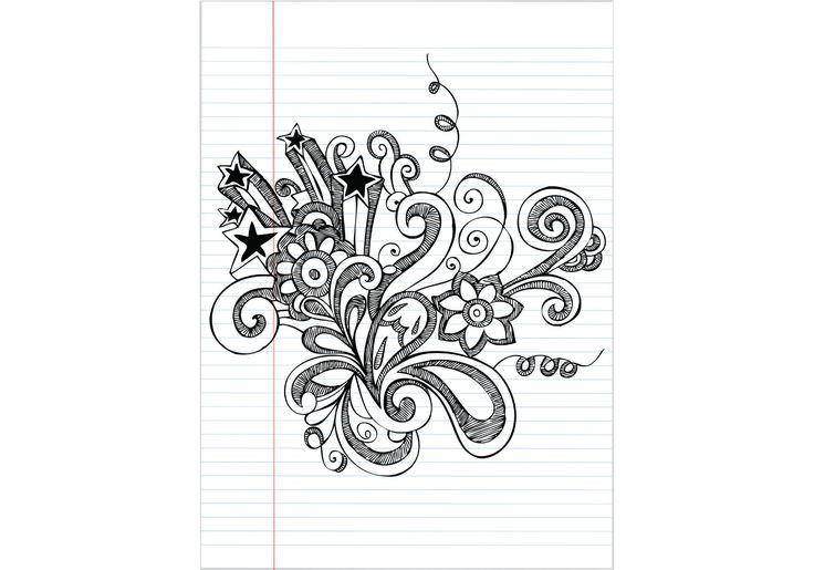 Best 25+ Notebook doodles ideas on Pinterest