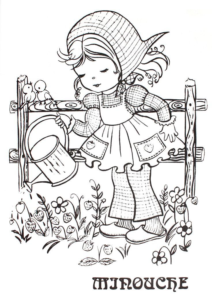 62 best images about nurie  kawaii coloring on pinterest