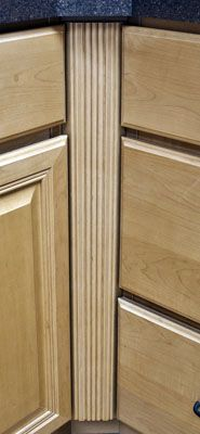 kitchen cabinet sizes refrigerator small pinterest • the world's catalog of ideas