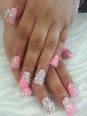 pink slutty bimbo l