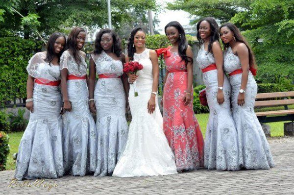 Nigerian Weddings, Lace Bridesmaid Dresses And Lace