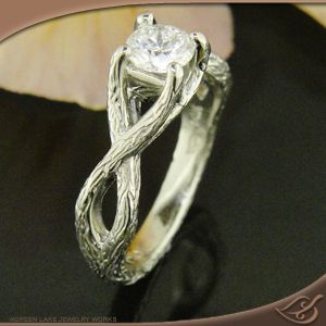 25 Best Ideas About Antler Ring On Pinterest Deer