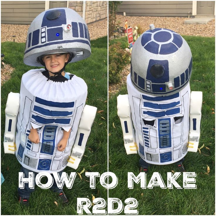 25+ best ideas about R2d2 Costume on Pinterest