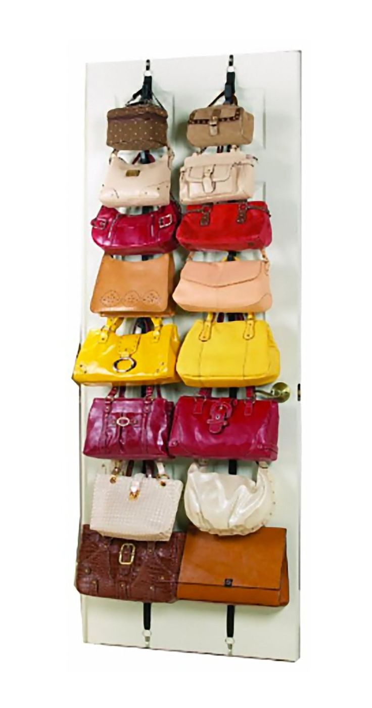 1000+ images about Purse Storage Ideas & Storing Handbags
