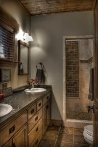 17 Best ideas about Brown Bathroom on Pinterest | Brown ...